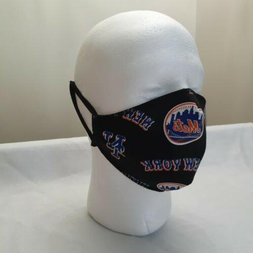 New York Mets face mask FAST