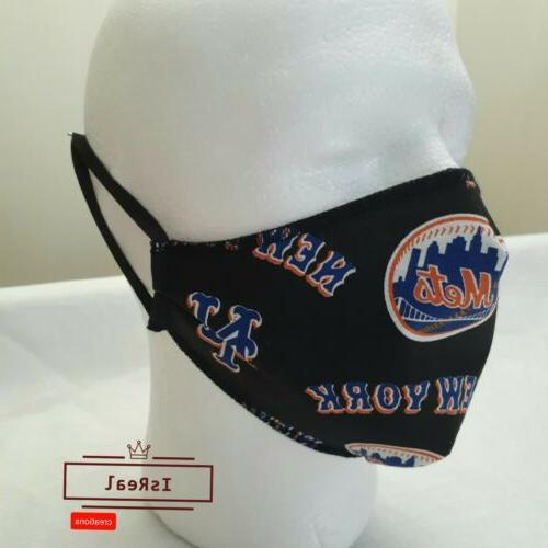 new york mets face mask fast shipping