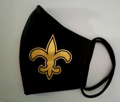 NFL Saints Fabric Made USA