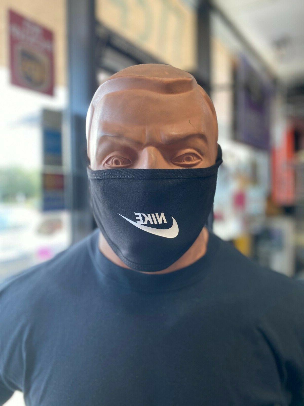 novelty 2020 fabric face mask nike sports