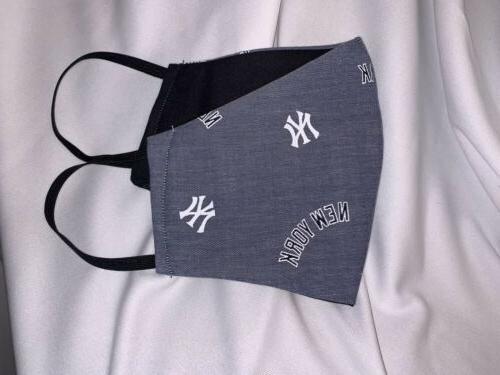 Ny Yankees Baseball MLB Team New facemask