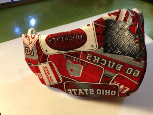 Ohio Face Mask With Filter Pocket
