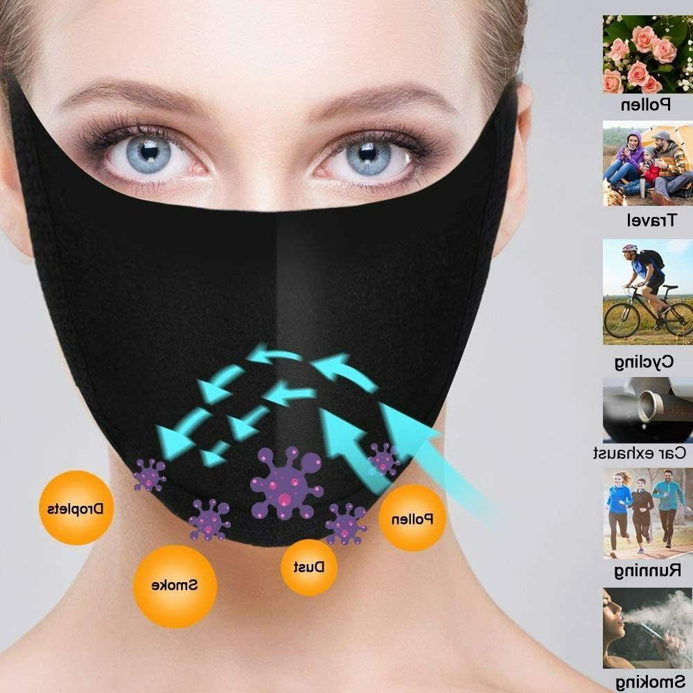 Face Mask Fashion Face Unisex Adult
