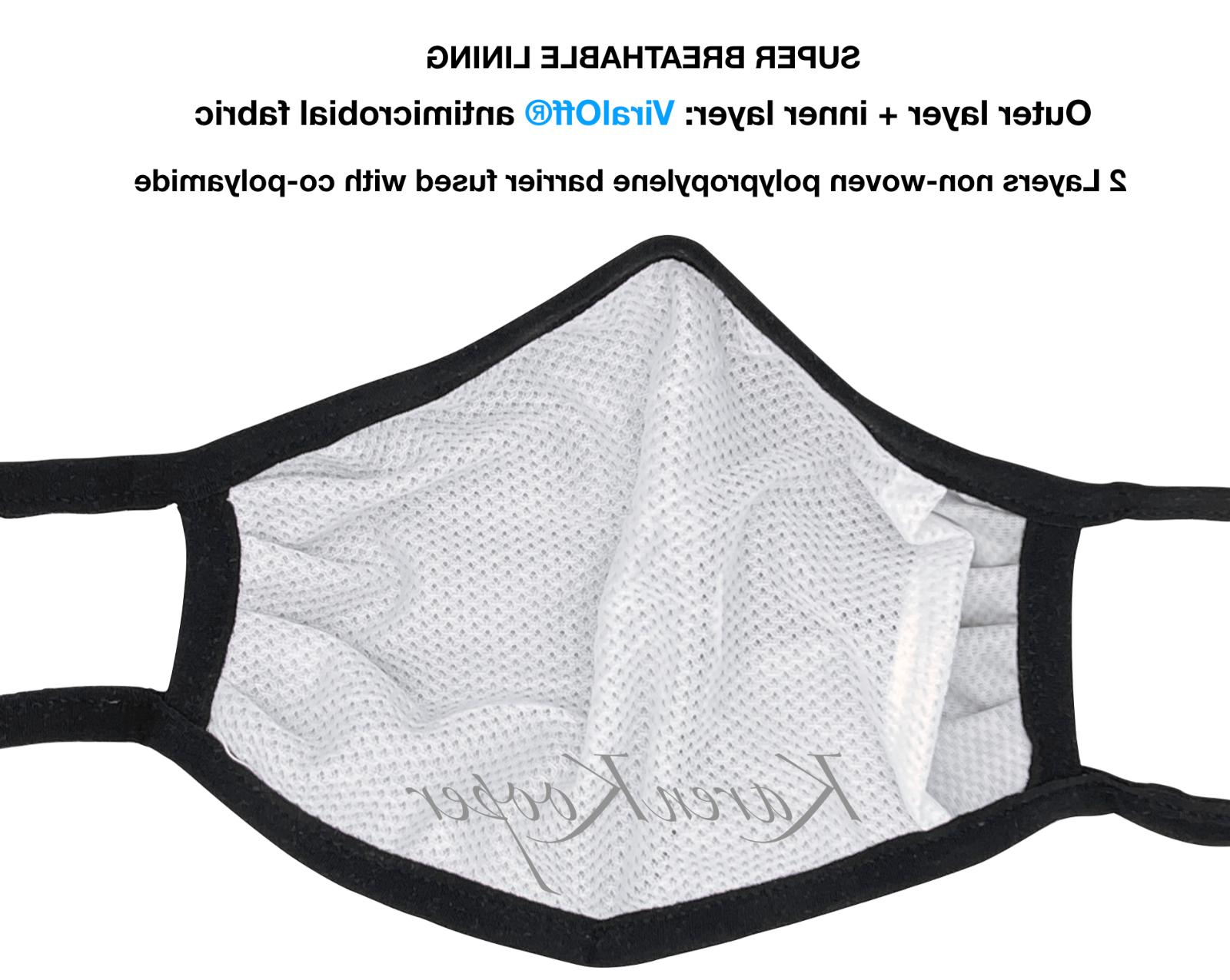 Performance Out Mask Breathable PM2.5 Filter