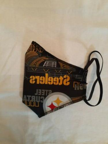 Pittsburgh Steelers 100 cotton