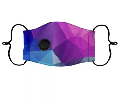 Reusable Youth Multi Face Filter Pocket