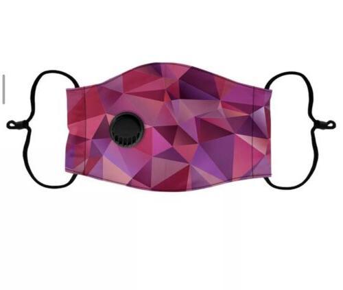 Reusable Kids Boys Youth Multi Face Mask Pocket