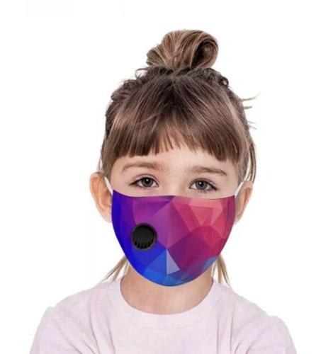 reusable kids boys girls youth multi color