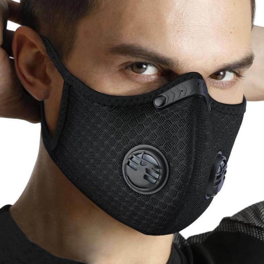 New Reusable Sports Mesh Air Filter
