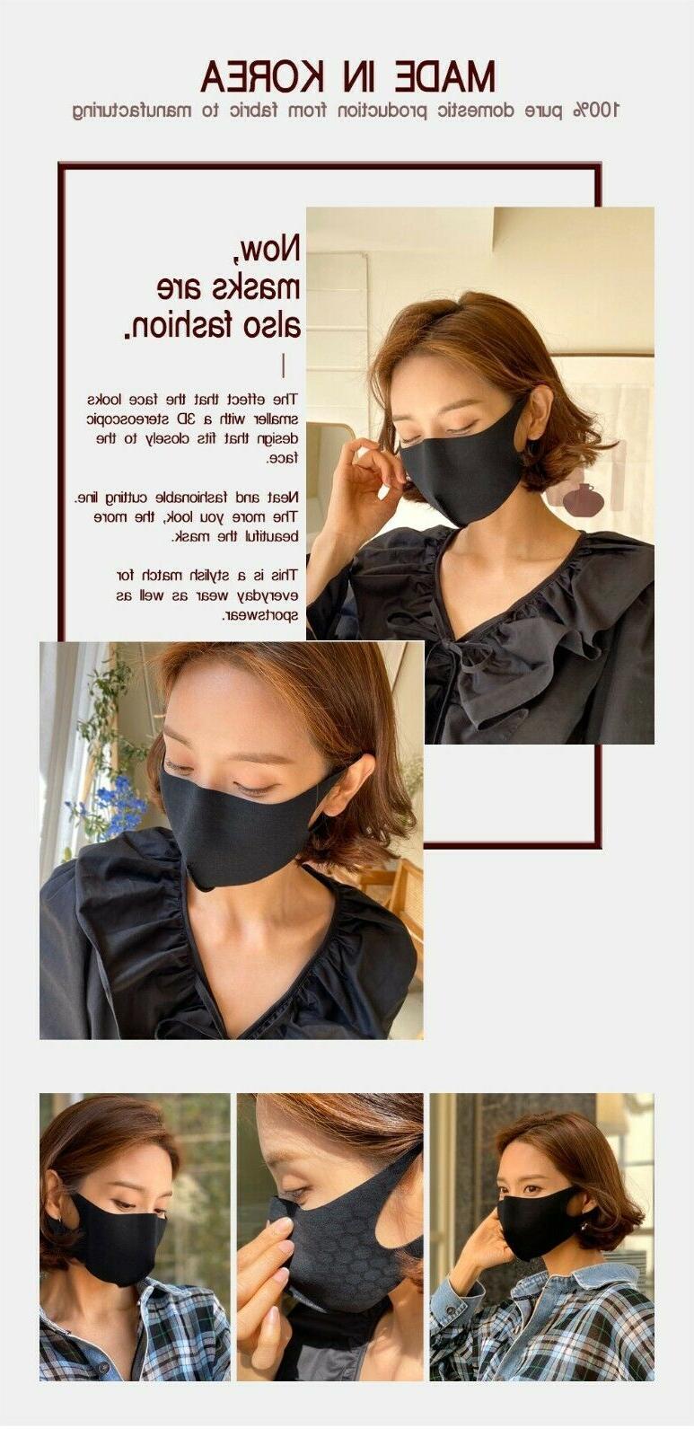 reusable, Face Korea