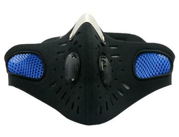 Bicycle Riding Anti-pollution Face Outdoor SBR Mouth Cover USA