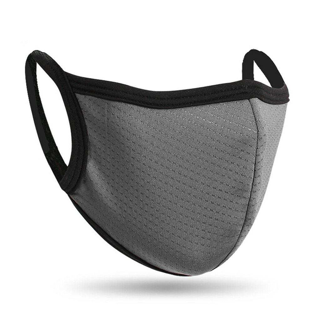 Soft Mask Layer Reusable Men Mask