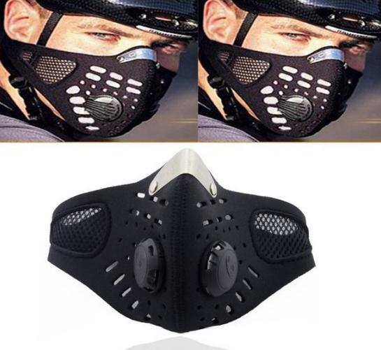 Sport Cotton face mask Motorcycle Protection Breathable