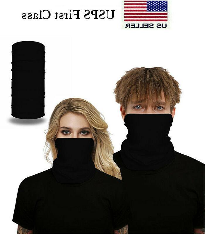 Summer Bandana Sports Face Mask Cover Shield Neck Gaiter Sca