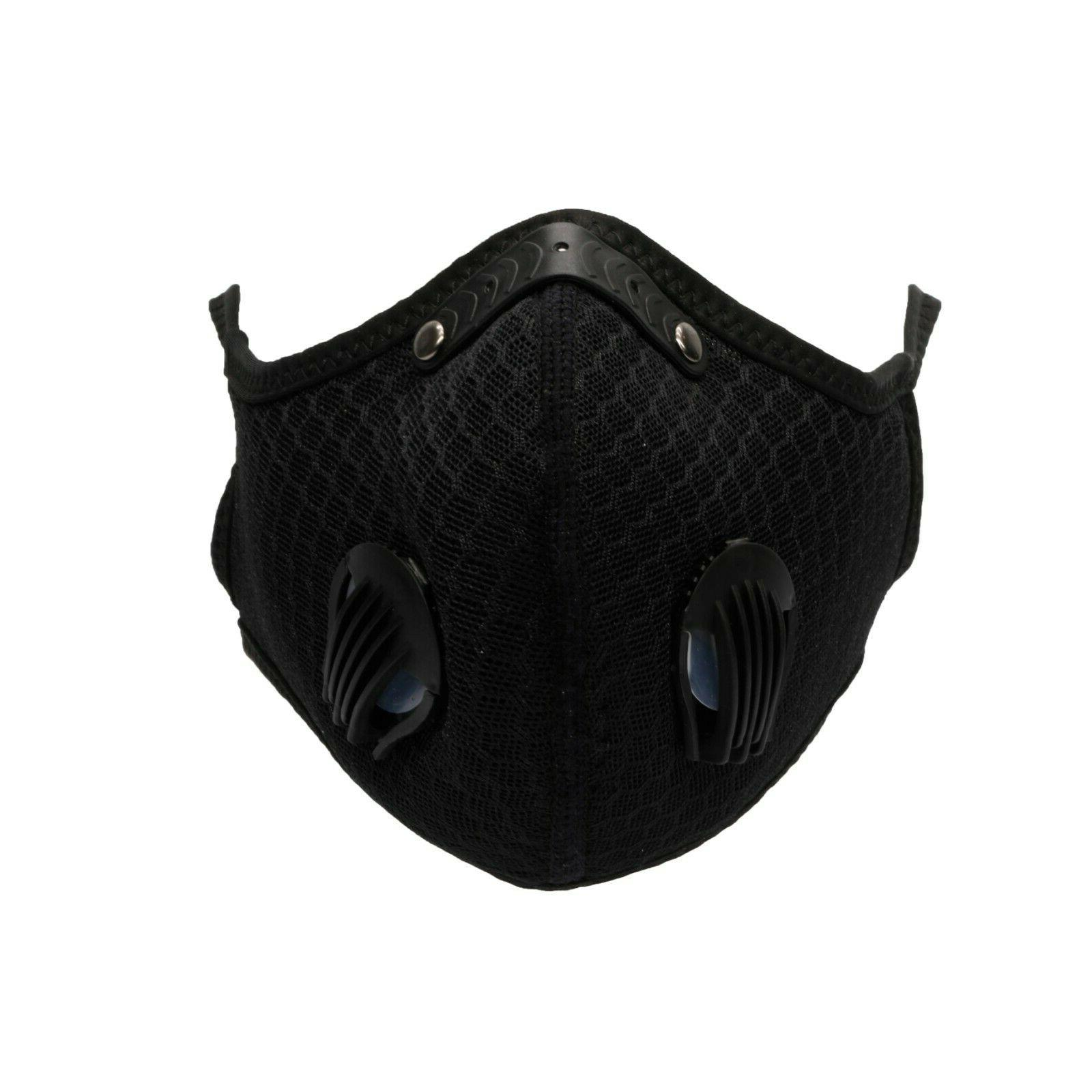 XL Mask 5 Carbon