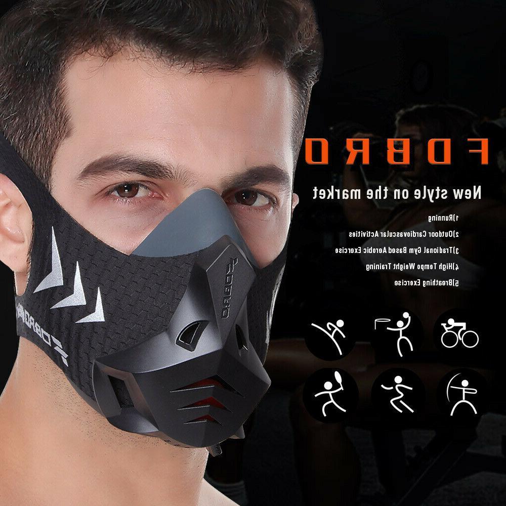 FDBRO Running Gym Training Masks