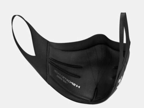 Under Armour Sports Face Mask, Size XL/XXL New Sealed