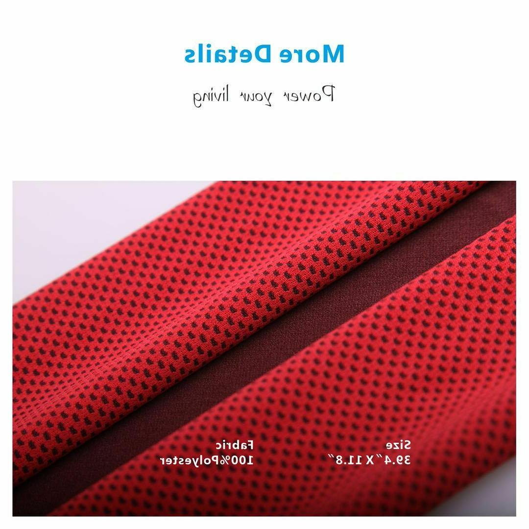 SUPER ICE COOLING TOWEL For Face & Sports Outdoor