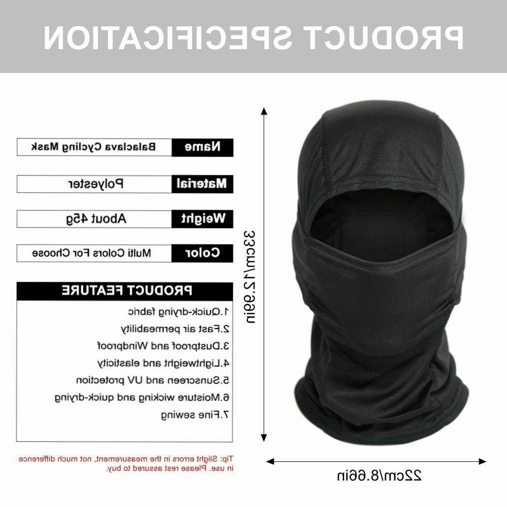 Tactical Face Mask