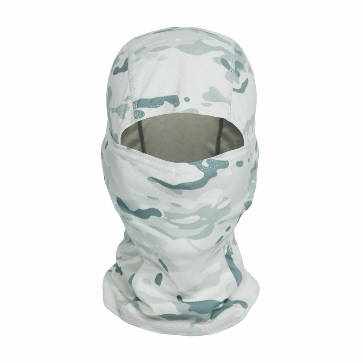Tactical Balaclava Full Face Mask Army Cycling