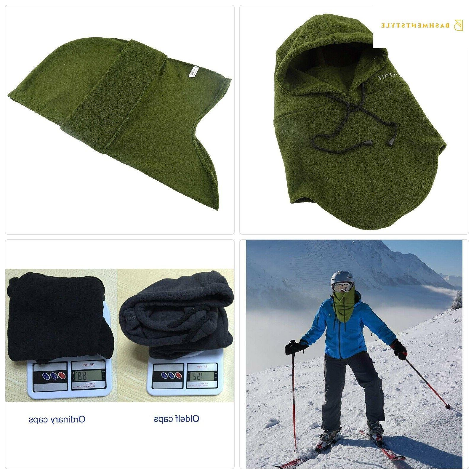 tactical heavyweight balaclava outdoor sports mask