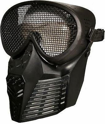 tactical outdoor sports field mask military wire
