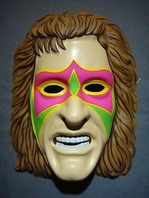 the ultimate warrior child adult new fancy