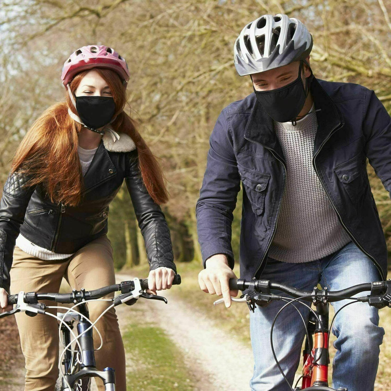 Unisex Cloth Mask Reusable Riding Cover 130