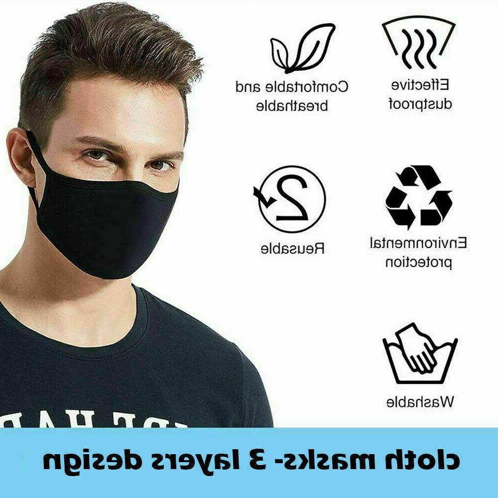 Unisex Reusable Riding Masks Cover 130