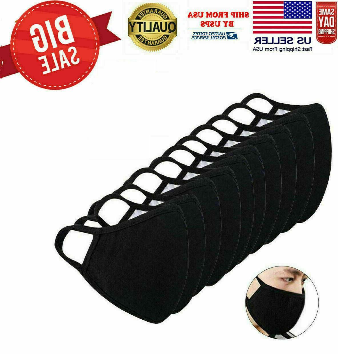 unisex cloth face mask reusable washable riding