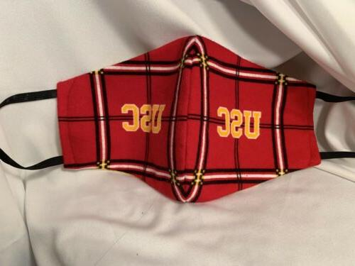 USC Face Mask Sports Facemask Of Southern California Team