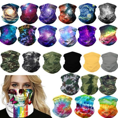 uv protection tube mask washable face cover