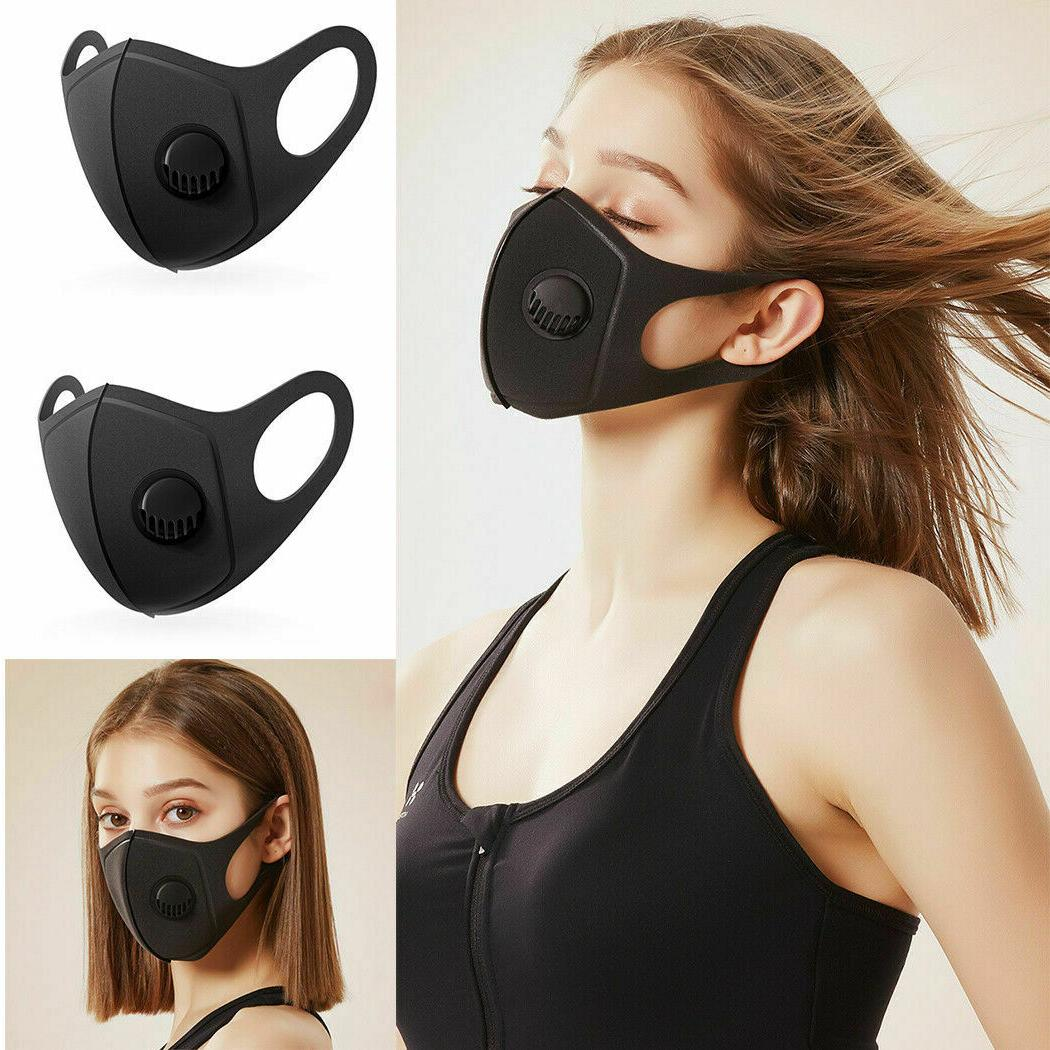 Washable Mask Sports Activated Masks Cover Wholesale Lot