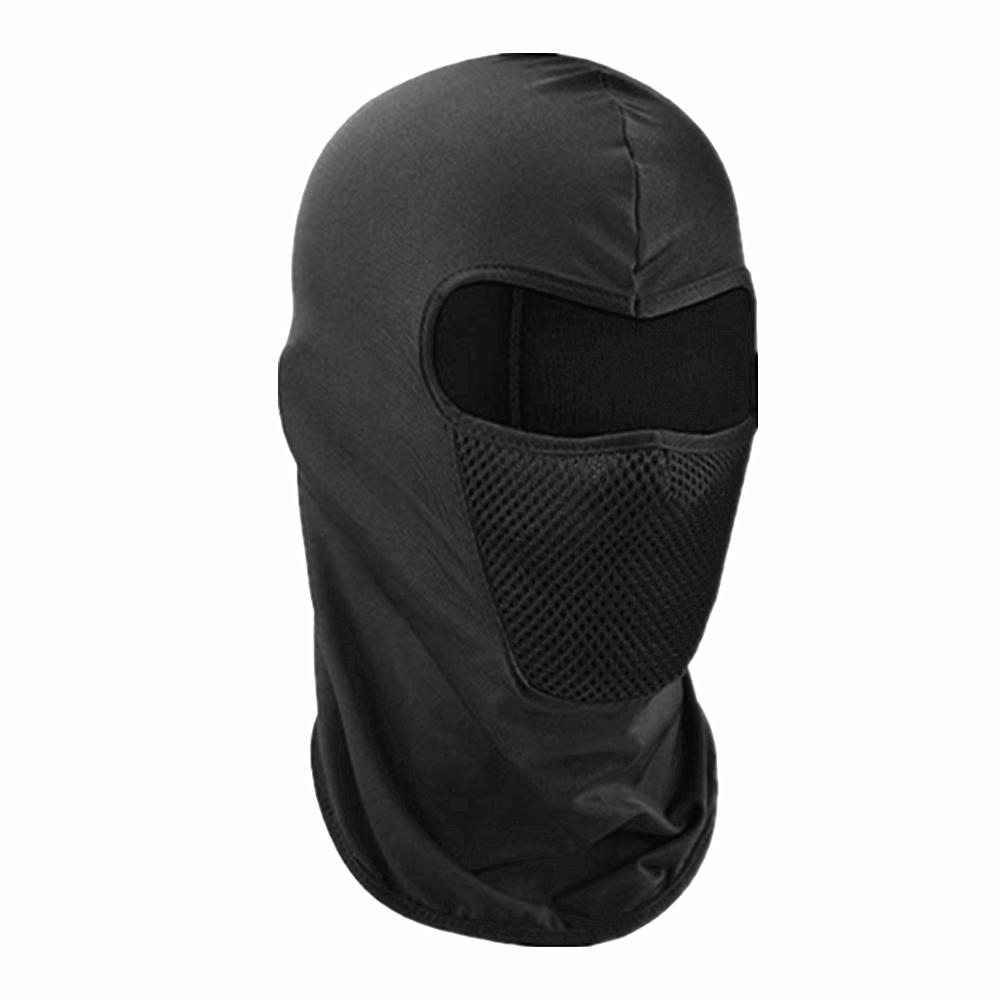 Face Mask Hat Hole Hood Sport Cover
