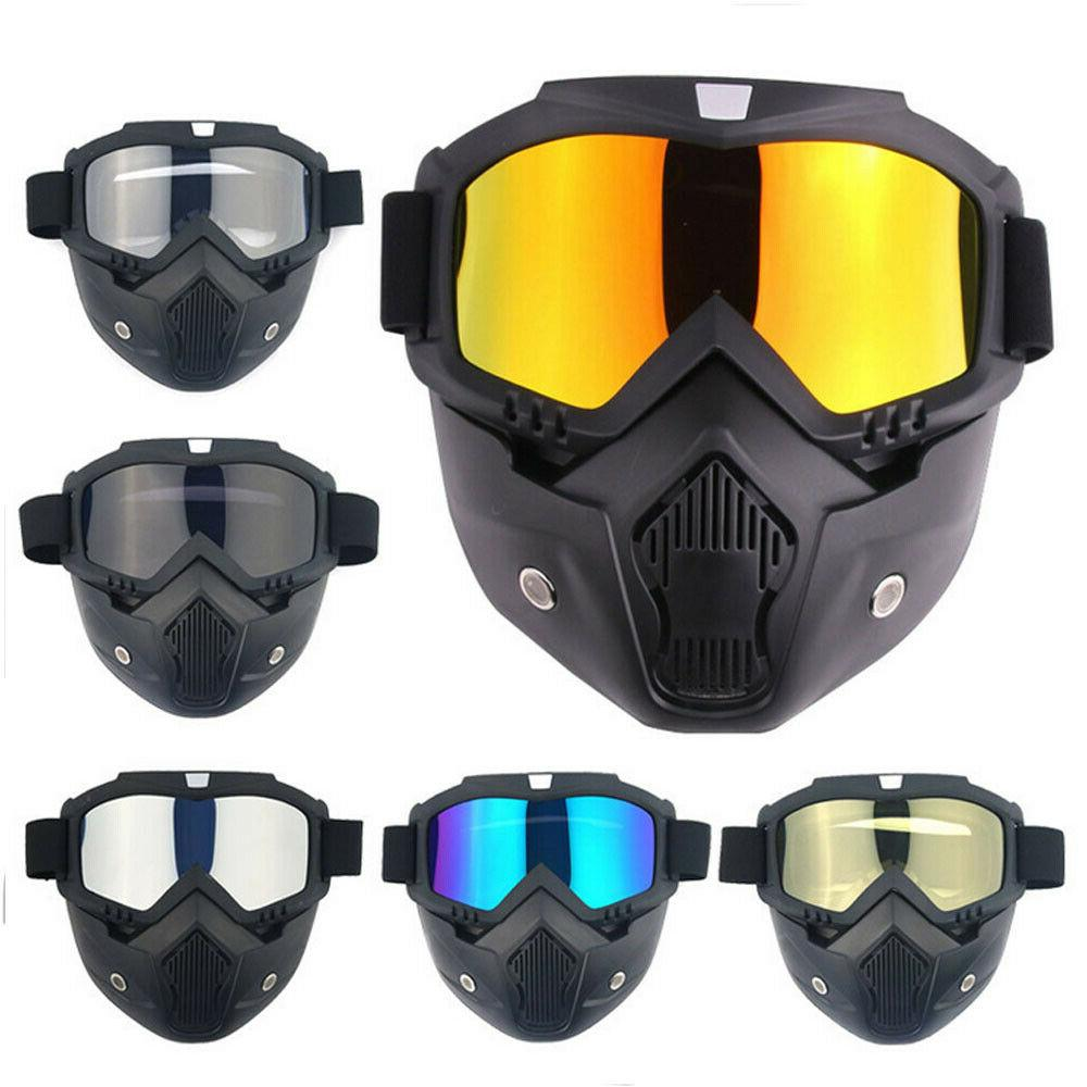 winter snow ski mask snowboard face goggles