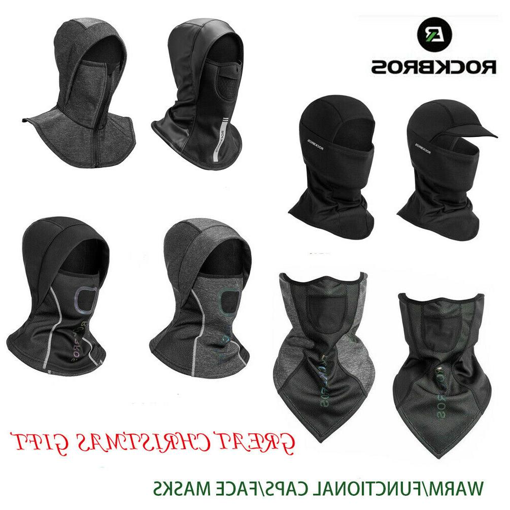 winter sports warm face mask cycling thermal
