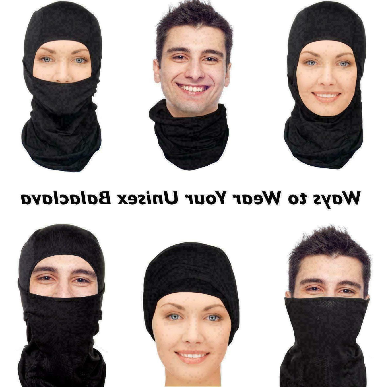 RockBros Thermal Mask Headgear Cap Black