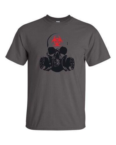 zombie gas mask bio hazard zombies warfare