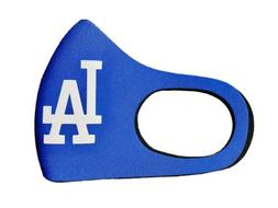 LA Dodgers  Neoprene Face Mask, Washable, Reusable,