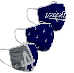 Los Angeles Dodgers Face Mask Washable, Reusable & Cotton 3