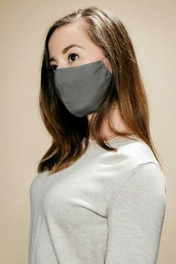 Breathable and Reusable Adult Face Mask Covering - USPS Shi