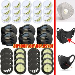 Mask Breathing Valve Outdoor Air Breathing Filter Face Mask