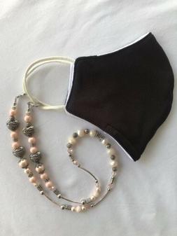 mask strap holder