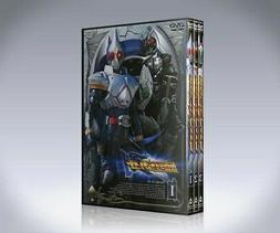 MASKED RIDER BLADE IN BOX DVD