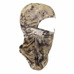 GANWAY Men Cap Tactic CS Equipment Cycling Mask Camouflage H