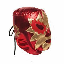 Men's Legends Of Lucha Libre Solar Mask Costume Accessory