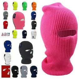 Men Women Ski Mask Beanie Cap Camping Snow Fishing Winter Sp