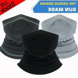 Men Women Balaclava Head Face Mask Neck Gaiter Tube Bandana