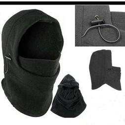 Men Women Winter Warm Full Face Cover  Ski Mask Beanie Hat S