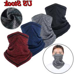 Mens Womens Summer Cooling Neck Gaiter Tube Face Mask Scarf